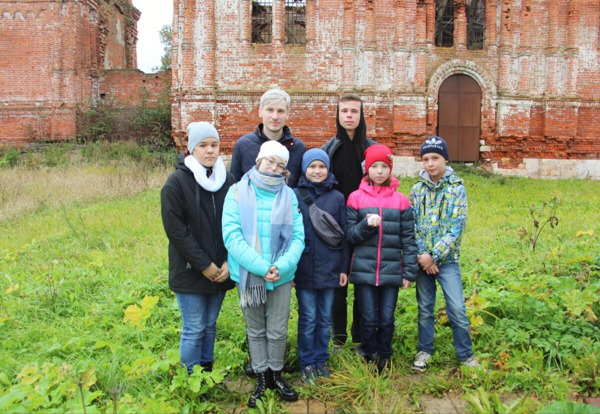 Детская молитва в Городково